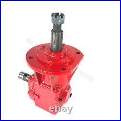 01-008 40hp Gearbox, Shear Bolt Input, 12 Spline output, 11.47, Free Shipping