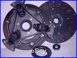 1010 2010 New John deere tractor clutch Kit AT16053 10 27 spline spring disc
