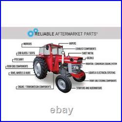104-1229 Tractor Motor 1-1/4 14T Splined 7/8-14 O-Ring for Eaton/Char-Lynn