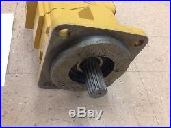 121124A1 New Case 580SL 580SM 580SL Series 1 2 Backhoe Hydraulic Pump 15 Spline