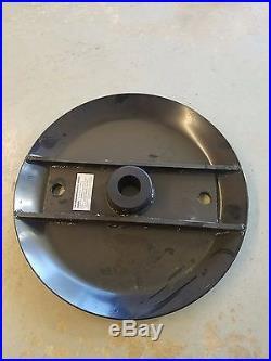 15 Spline Stump Rotary Cutter Stump Jumper / Blade Pan