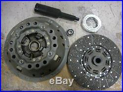 2000 2110 3000 3910 4000 4610 5000 5190 Ford Tractor Clutch Kit 11 15 Spline
