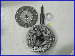 2000 3000 3600 4500 Ford Tractor Clutch Kit 11 15 Spline Disc 29 Spline Plate