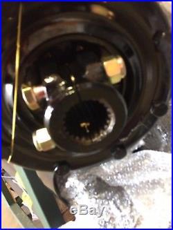 21 Spline 4 Disc Slip Clutch Series 6 Pto Shaft John Deere Mx7 Replaces Aw30402