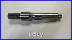 23 series pump 21 spline shaft replacement sundstrand/ sauer/ spv2/089 SMV2/089