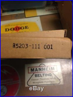 5203-111-001 Dynacorp / Warner Armature Spline Drive 1225