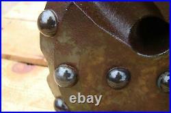 7-1/2 Hammer Drilling Bit TCI Button Concave Face 8 Spline