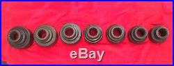 7 Vintage Murphy Industries Cleco Pneumatics #5 Spline Drive Sockets