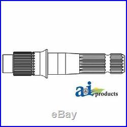 A148833SP Shaft, PTO1000 RPM (1 3/4 20 Spline) Fits Case-IH1270,1370,1570,2390