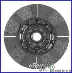A51840 HD6 11 Clutch 29 Spline IPTO 6-Regular Pad Disc Case 420 430 440 441 470