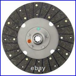 AK947089R 12 PTO Disc, Woven, with 1-1/8 10 Spline Hub Reman Fits David Brown