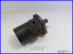 Altec 354-40044 Hydraulic Motor 1 Shaft 6 Spline 3/8 ID Inlet Ports