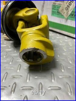 BECO 21 HP Series 2 PTO Shaft Assembly 60 1-3/8 6 Spline QD 1-1/4 Rb End P-11