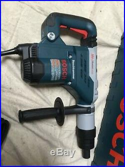 BOSCH 11265EVS Spline Rotary Hammer Kit 13.0 Amps 1700-2900 Blows/Min 120 V