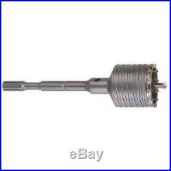 BOSCH HC8015 Spline Core Bit WithShank, 2 In, 22 L