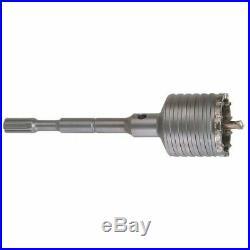 BOSCH HC8075 Spline Core Bit With Shank, 5 In, 22 L