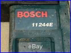 Bosch 11244E 1-1/2 spline rotary hammer Drill