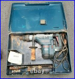 Bosch 11248EVS 1-9/16-Inch 11 Amp SDS-Max Spline Combination Hammer