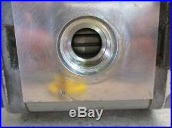Bosch Hydralic Gear Pump M/n112013200 Spline Shaft Shaft Size1/2 #315200g New