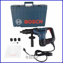 Bosch RH540S 12 Amp 1-9/16 in. Spline Combination Rotary Hammer