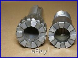 Bridgeport Milling Machine Splined Gear Hub Spindle Gear Shafts Veriable Speed