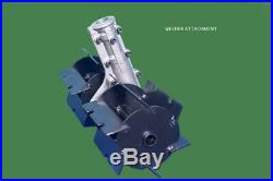 Brushcutter Tiller Weeder Cultivator Rotavator Attachment 28 mm Shaft 9 Splines