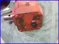 Bush Hog Squealer Mower Gear Box Rotary-Disc-Model SQ48R-3