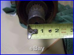 Bush Hog Squealer Mower Gear Box Rotary-Disc-Model SQ48R-3 PTO 18