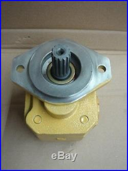 Case 1835C Equipment Hydraulic Pump 13 Spline, Replaces 132642A1