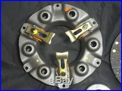 Case International Farmall Tractor Reman Clutch Kit 9 6 Spline 1-1/4 Hub A B C