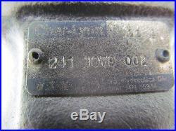 Char-Lynn 241 1079 002 Hydraulic Steering Box Control Valve 3/4 6 Spline Shaft