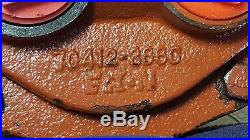 Clean EATON Model 70412-3660 HYDRAULIC PISTON PUMP 7/8 12 Spline