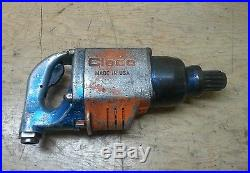 Cleco WTS-2109 #5 Spline Drive Impact Wrench