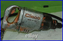 Cleco WTS-2119 Pneumatic Spline Drive Impact Wrench
