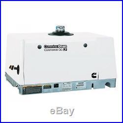 Cummins Onan Commercial Gen QG 7000 EFI 7.0HGJAD/2560 Gas 120/240V Splined Shaft