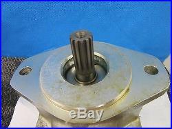 Dana parker hydraulic motor m20150 4n 0131408 military for Hydraulic motor with pto spline