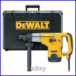 DEWALT D25551K 1-9/16-Inch Spline Rotary Hammer Kit