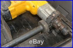 DEWALT D25551 1-9/16 Spline Combination Hammer with Case Free U. S. Ship