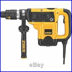DEWALT D25553KR 1-9/16-Inch Spline Combination Hammer Kit