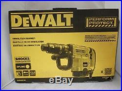 DEWALT D25851K 12-Pound Spline Demolition Hammer