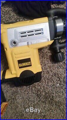 DEWALT D25851K 12-Pound Spline Demolition Hammer NEW