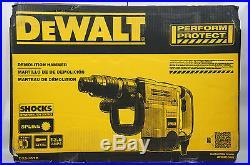 DeWALT D25851K 12 lb. Spline Demolition Hammer Tool Kit 13.5 Amp