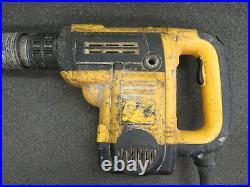 DeWalt 1-9/16 Spline Corded Combination Rotary Hammer Drill D25553