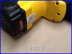 DeWalt 3/4 Spline 13.5-Amp Keyless Demolition Hammer D25851K with Bent Chisel Bit