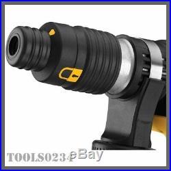 DeWalt D25553K 1-9/16 Spline Combination Hammer Kit