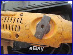 DeWalt D25553 Spline Rotary Hammer. 1 9/16. With Case