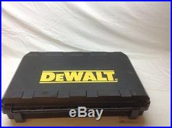 DeWalt Spline Chipping Hammer 12 lb 13.5 AMP New Retail $899.00 D25851
