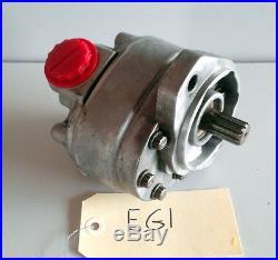 EATON Series 26 26013 RZA Hydraulic Gear pump 1.87 In. Disp. Spline drive  EG1