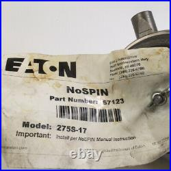 Eaton 275S-17 Spline Locker New NMP