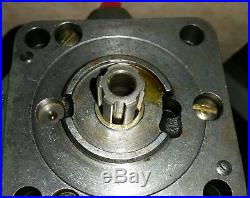 F8511-452 Woodward Governor Actuator 6 Spline Nos